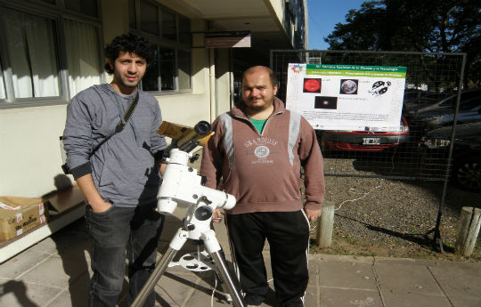Astrónomos Córdoba