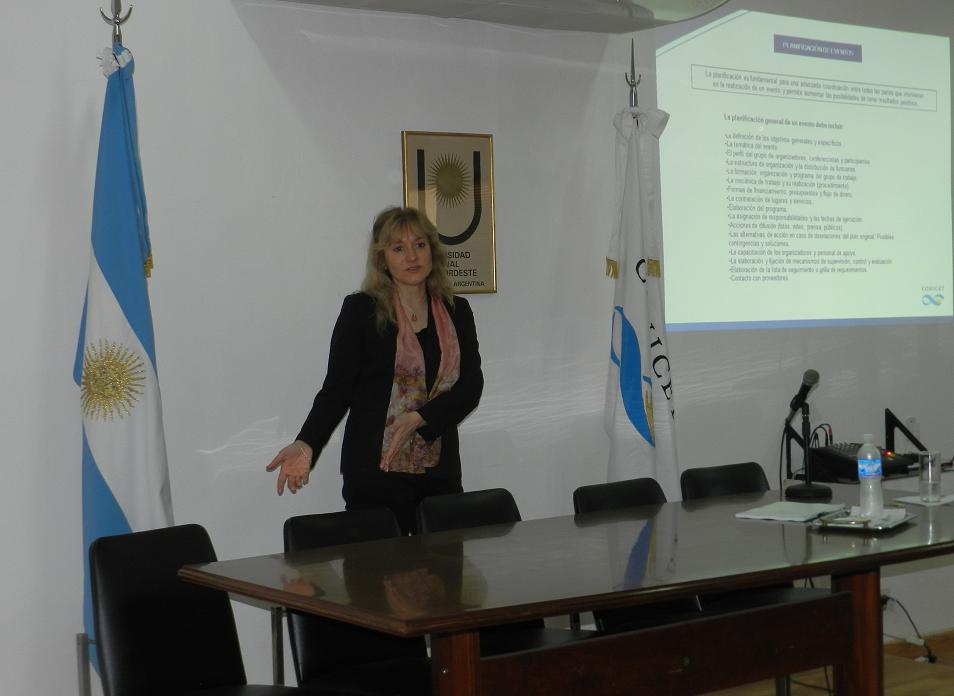 Sra. Silvana Giménez