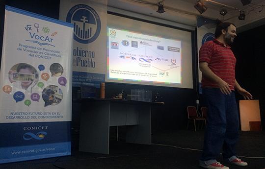 Mate de las Ciencias en Corrientes