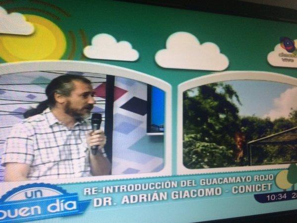 DiGiacomoenChacoTV