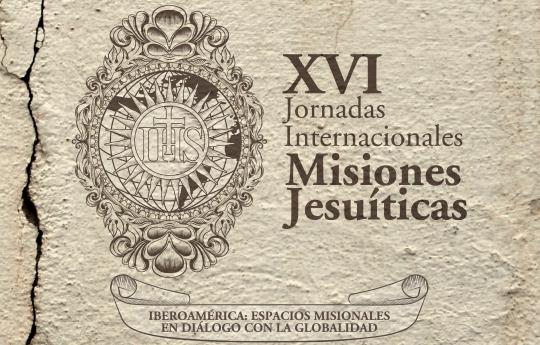XVIJornadasMisionesJesuiticasLogo