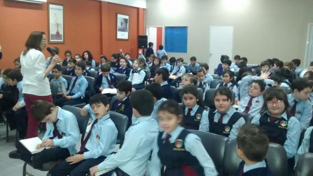 Charla Colegio Informatico. 2