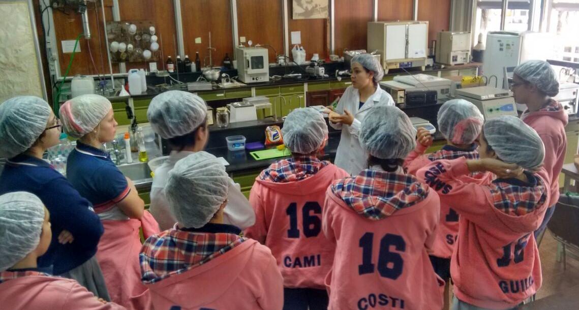 Descubriendo la química de nuestros alimentos (5)