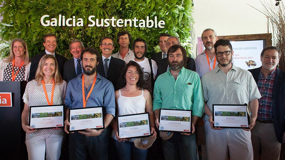 Ganadores-Jurado-y-Autoridades-de-Banco-Galicia