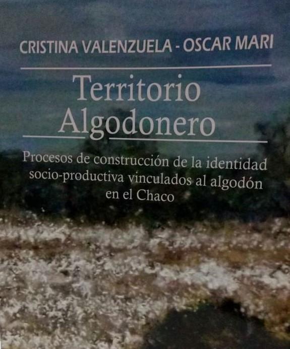 tapa LIBRO TERRITORIO ALGODONERO