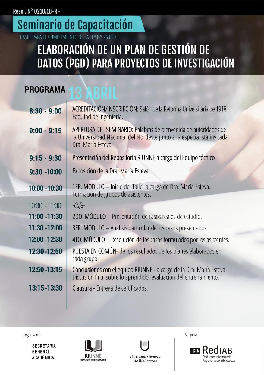 Programa Seminario día 13_Esteva